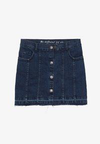 Staccato - TEENAGER - Denimová sukně - mid blue denim - 2
