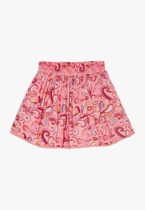 KID - Mini skirt - neon peach