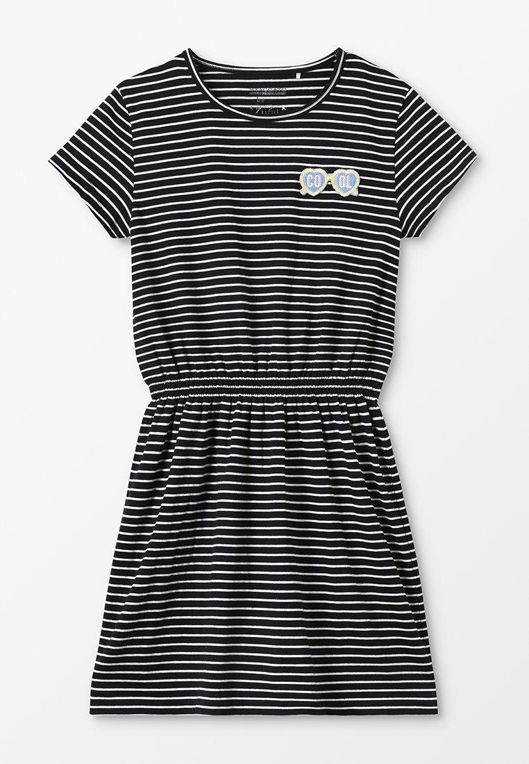 Staccato - Žerzejové šaty - black