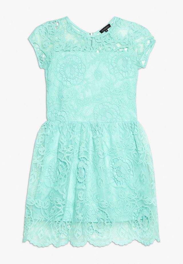 Koktejlové šaty/ šaty na párty - pastell mint
