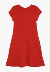 Staccato - TEENS - Korte jurk - neon orange - 1