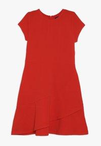 Staccato - TEENS - Korte jurk - neon orange - 0