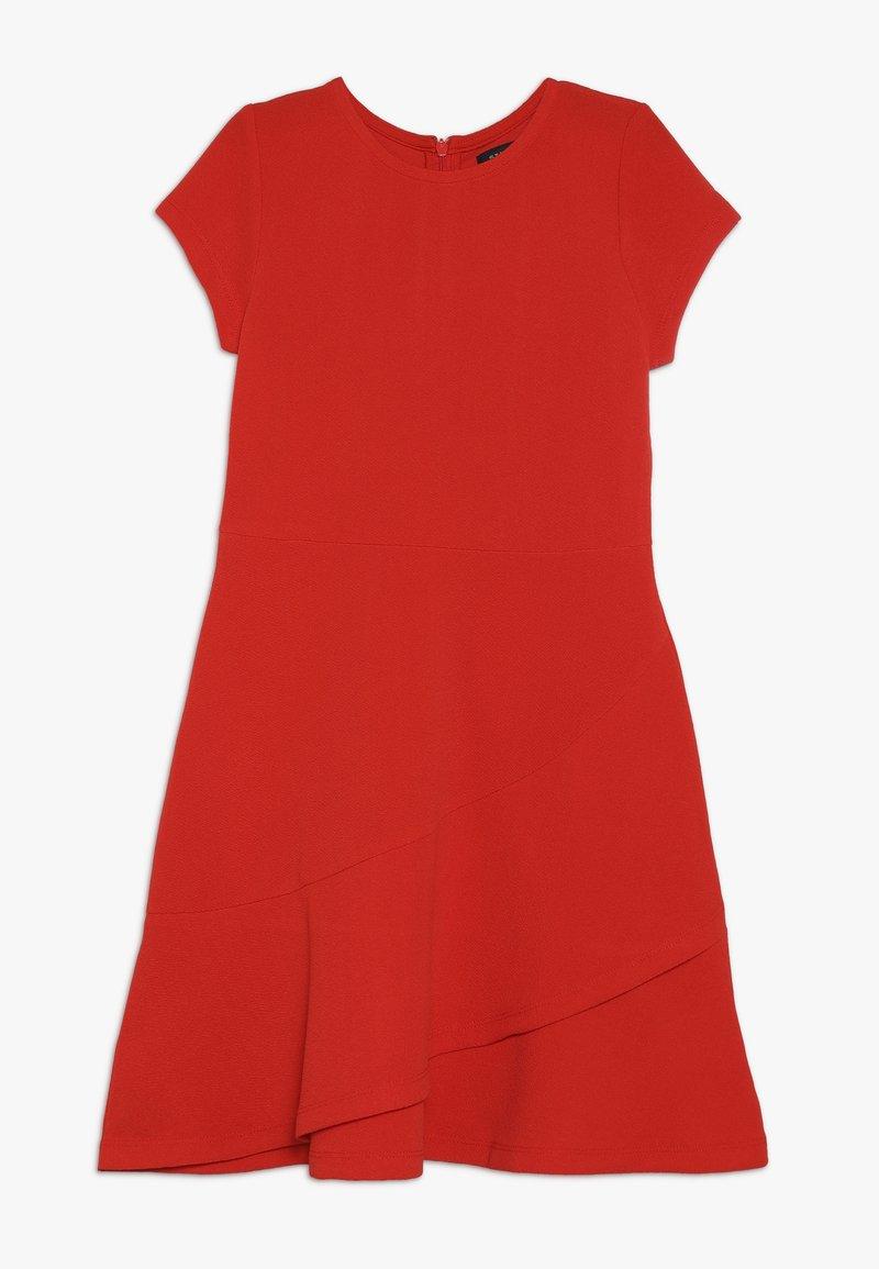 Staccato - TEENS - Korte jurk - neon orange