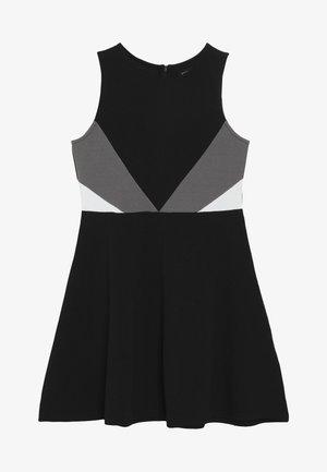TEENAGER - Korte jurk - black