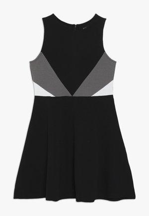 TEENAGER - Denní šaty - black