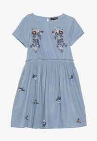 Staccato - TODDLER KID - Cocktail dress / Party dress - light blue - 3