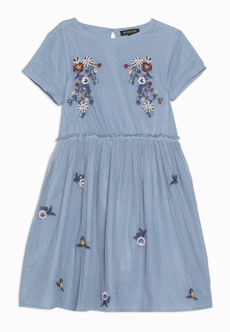 Staccato - TODDLER KID - Koktejlové šaty/ šaty na párty - light blue