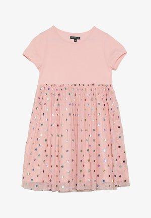 TODDDLER KID - Jerseyklänning - soft rose