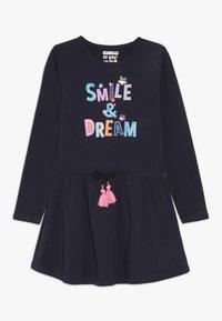Staccato - Jersey dress - marine blue - 0
