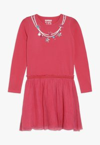 Staccato - Vestito di maglina - sugar red - 0