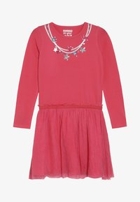 Staccato - Vestito di maglina - sugar red - 2