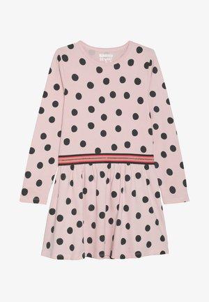 KID - Sukienka z dżerseju - rose