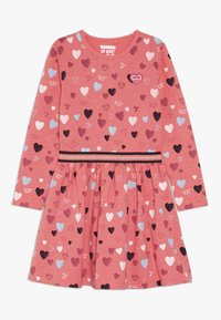 Staccato - KID - Day dress - neon red - 0