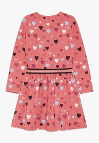 Staccato - KID - Day dress - neon red - 1