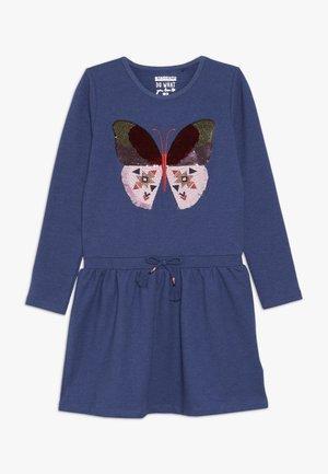 KID - Jersey dress - marine melange