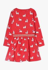 Staccato - KID - Day dress - tomato - 1