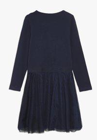 Staccato - Jersey dress - dark marine - 1