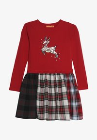 Staccato - KID - Jerseykleid - bright red - 3