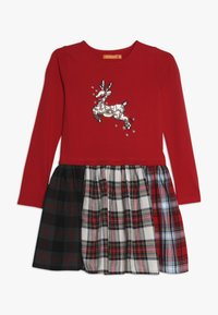 Staccato - KID - Jerseykleid - bright red - 0