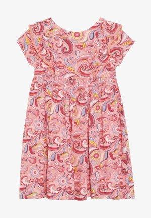 KID - Vestido informal - neon peach