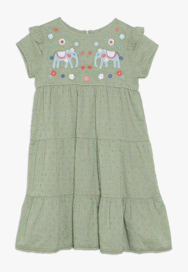 KID - Freizeitkleid - green