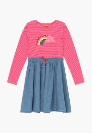KID - Jersey dress - melon