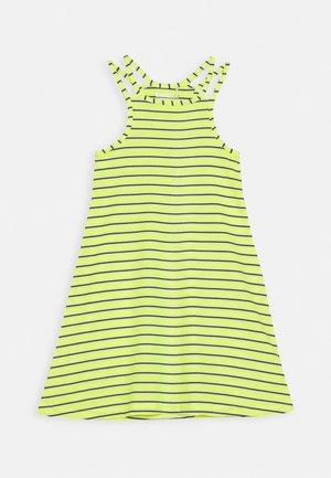 TEENAGER - Žerzejové šaty - neon sun