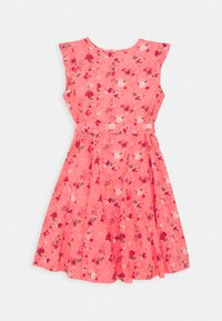 Staccato - Day dress - neon red - 1