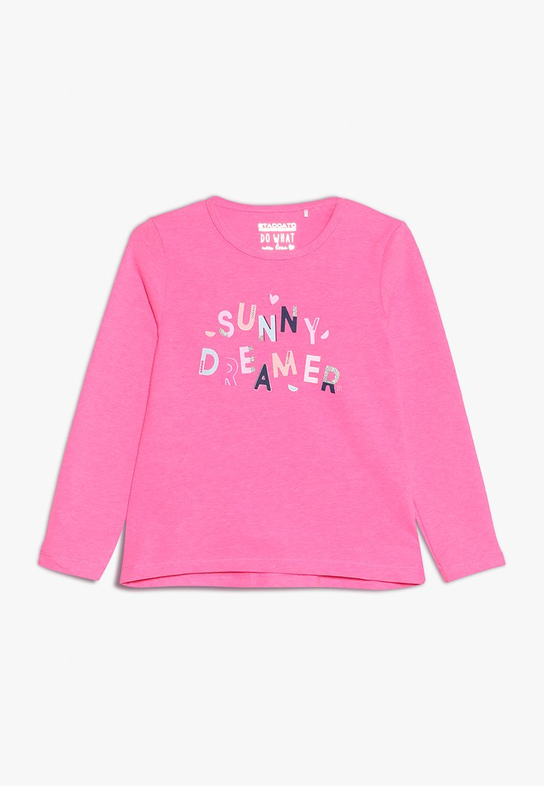 Staccato - Longsleeve - flash pink
