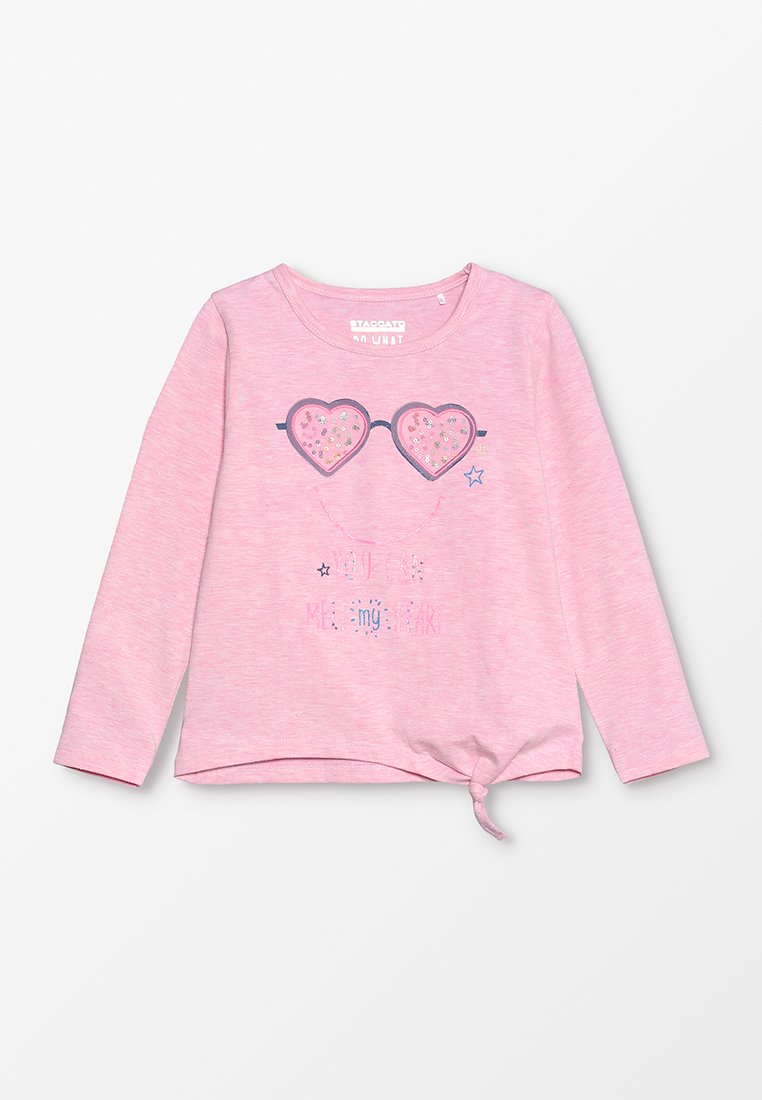 Staccato - T-shirt à manches longues - powder rose melange