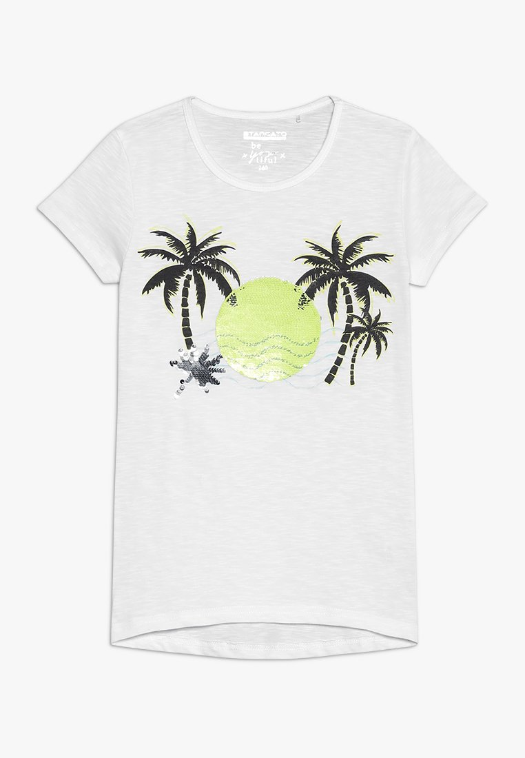 Staccato - TEENS - T-Shirt print - soft white