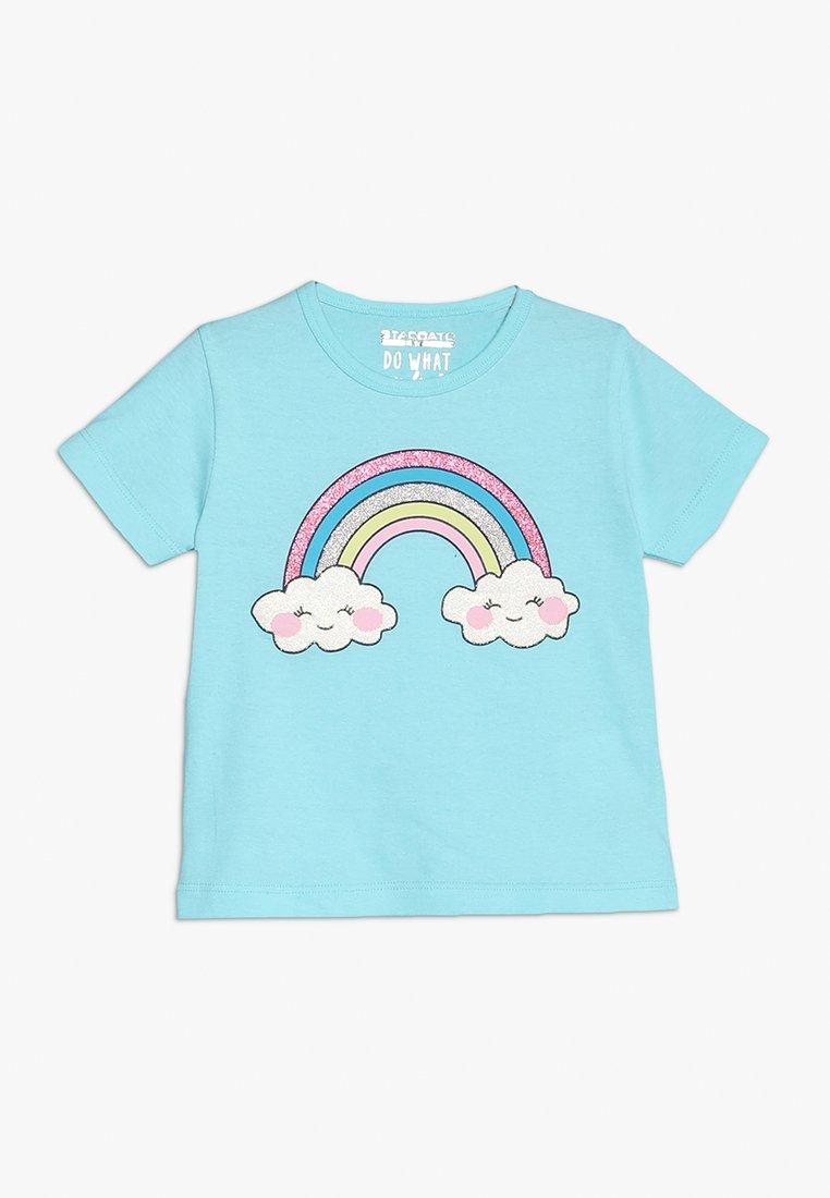 Staccato - MINI - T-shirt print - soft aqua