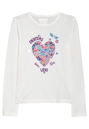 KID - T-shirt à manches longues - off white