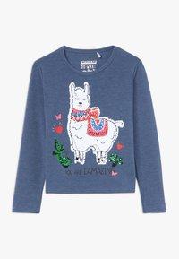 Staccato - KID - T-shirt à manches longues - marine melange - 0