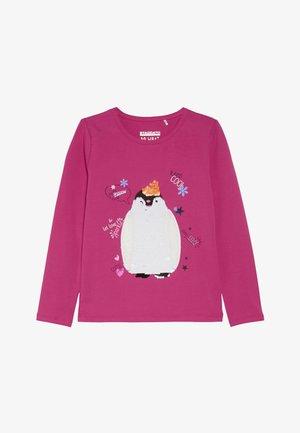KID - Långärmad tröja - pink