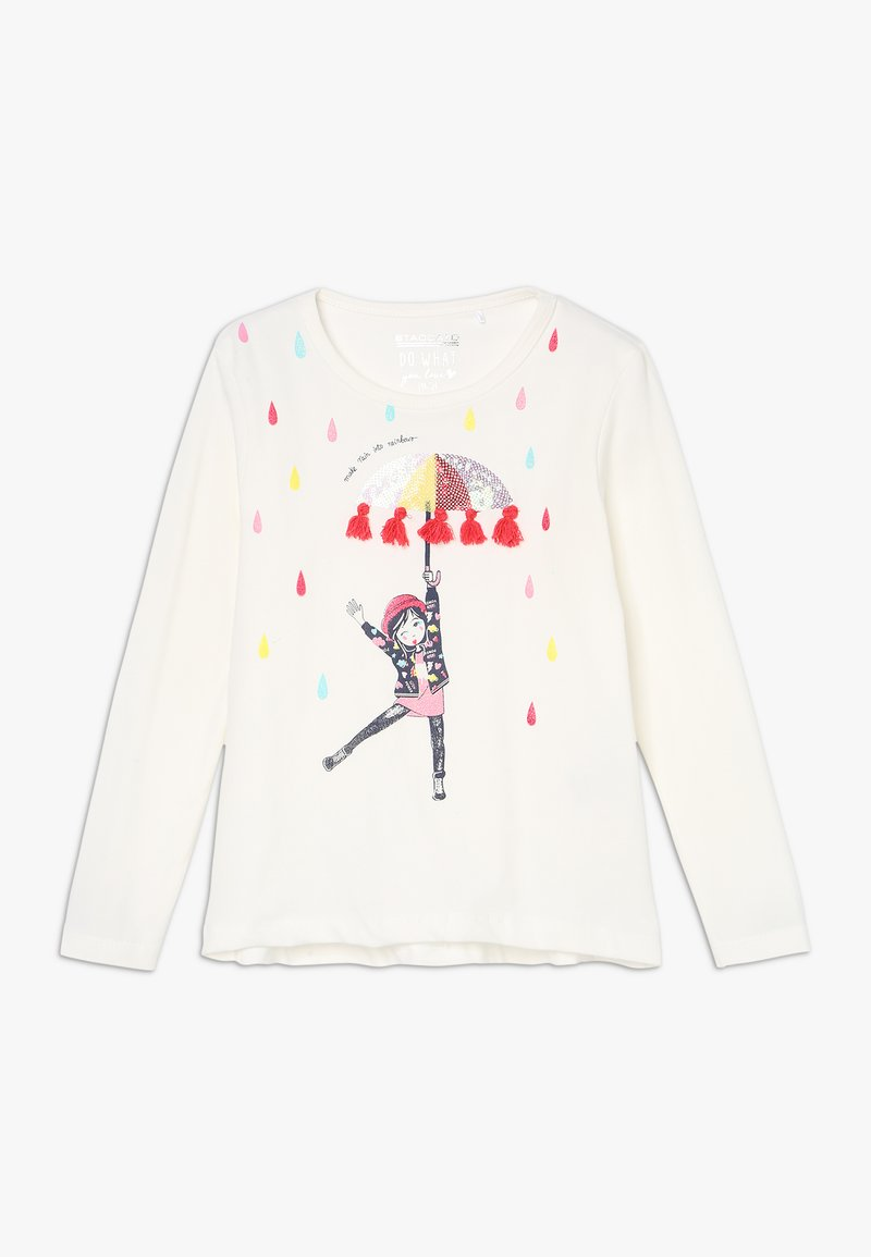 Staccato - KID - Long sleeved top - off white
