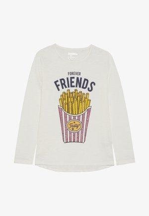 TEENAGER - Camiseta de manga larga - offwhite