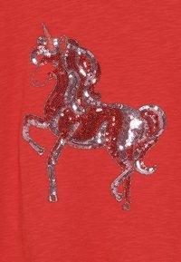 Staccato - TUNIKA KID - Camiseta de manga larga - cayenne - 3