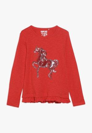 TUNIKA KID - Långärmad tröja - cayenne