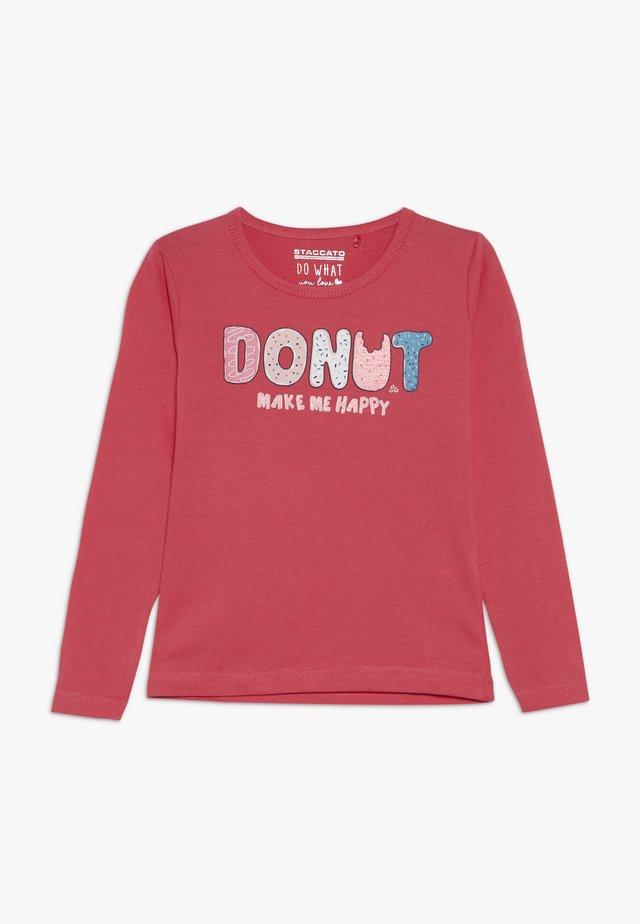 KID - Långärmad tröja - shugar red