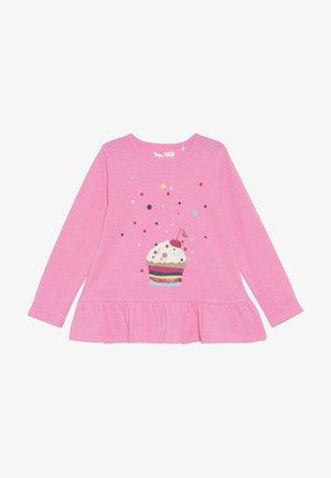 KID - Top sdlouhým rukávem - light pink