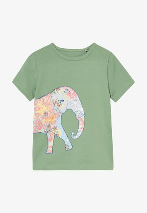 KID - Print T-shirt - green