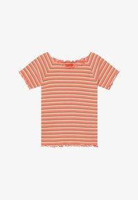 Staccato - TEENAGER - Print T-shirt - neon peach - 2