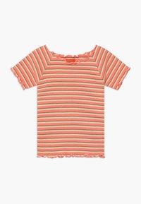 Staccato - TEENAGER - Print T-shirt - neon peach - 0