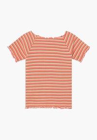 Staccato - TEENAGER - Print T-shirt - neon peach - 1