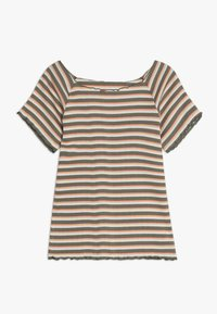 Staccato - TEENAGER - Print T-shirt - khaki - 0