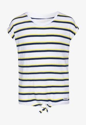 TEENAGER - Print T-shirt - midnight