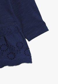 Staccato - SET 2 PACK - Top sdlouhým rukávem - white/dark blue - 5