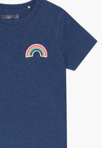 Staccato - 2 PACK  - Camiseta estampada - sun/blau - 4
