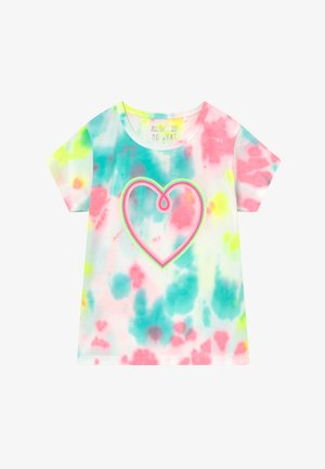 BATIK KID - Camiseta estampada - neon rose